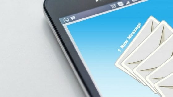 smartphone email icons