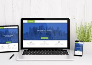 Website ontwikkeling: Respinsive websites